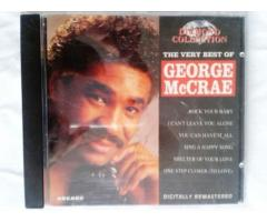 GEORGE MCCRAE - THE VERY BEST OF