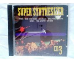 GINO MARINELLO - SUPER SYNTHESIZER CD 3