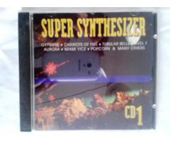 GINO MARINELLO - SUPER SYNTHESIZER CD 1