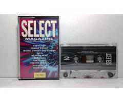 SELECT MAGAZINE - THE COLUMBIA TAPES