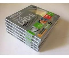MINI DVD-R - MEMOREX - 30 MIN - 1.4 GB - 8CM