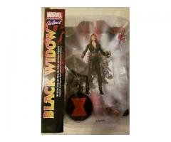 MARVEL SELECT - BLACK WIDOW - SPECIAL COLLECTOR EDITION ACTION FIGURE