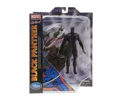 MARVEL SELECT - BLACK PANTHER - SPECIAL COLLECTOR EDITION ACTION FIGURE