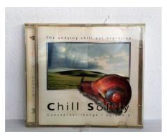 CHILL SOFTLY - CONCEPTUAL LAUNGE VOL 3
