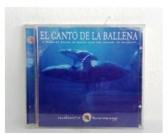 EL CANTO DE LA BALLENA - A MAGICAL BLEND OF MUSIC AND THE SOUNDS NATURE