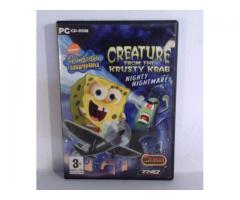 SPONGEBOB SQUAREPANTS - CREATURE FROM THE KRUSTY KRAB - NIGHTY NIGHTMARE - PC
