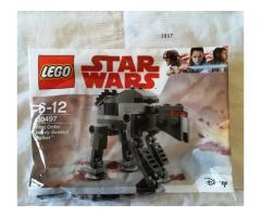LEGO - STAR WARS - FIRST ORDER HEAVY ASSAULT WALKER - 30497