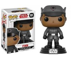 STAR WARS - POP! - FINN - 191 - FUNKO