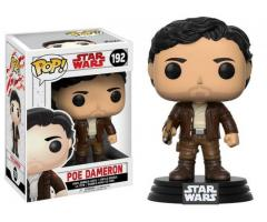 STAR WARS - POP! - POE DAMERON - 192 - FUNKO