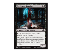 Suplicante Skirsdag - NO FOIL - Eldritch Moon - NUEVO/MINT - MTG -104
