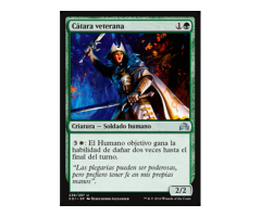 Cátara veterana - NO FOIL - Shadows over Innistrad - NUEVO/MINT- MTG - 238