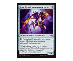 Guardia del mercado - NO FOIL - Aether Revolt - NUEVO/MINT - MTG - 166