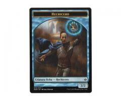 Hechicero Token - NO FOIL -  War of the Spark - NUEVO/MINT - MTG - 5
