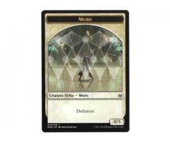 Muro Token - NO FOIL -  War of the Spark - NUEVO/MINT - MTG - 4