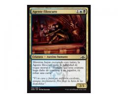 Agente filoscuro - Guilds of Ravnica - NUEVO/MINT - MTG - 164