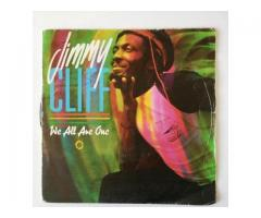 JIMMY CLIFF - WE ALL ARE ONE / NO APOLOGY