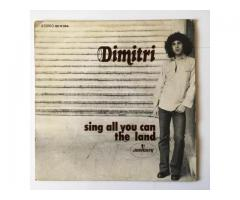 DIMITRI - SING ALL YOU CAN / THE LAND