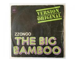 ZZONGO - THE BIG BAMBOO / THE BIG BAMBOO Version Instrumental