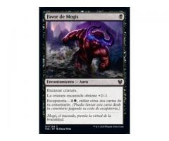 Favor de Mogis - Theros Beyond Death - FOIL - NUEVO/MINT - MTG - 107