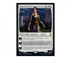 Elspeth, heroína impertérrita - Theros Beyond Death - FOIL - NUEVO/MINT - MTG - 270