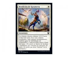 Bendición de Karametra - Theros Beyond Death - NUEVO/MINT - MTG - 026