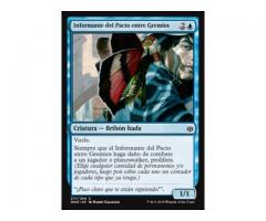 Informante del Pacto entre Gremios - War of the Spark - NUEVO/MINT - MTG - 271