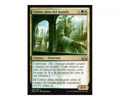 Coloso alma del mundo - Guilds of Ravnica - NUEVO/MINT - MTG - 215