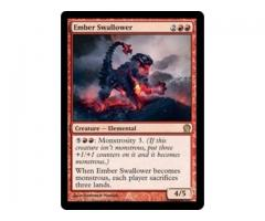 Ember Swallower - Theros - EX/NM - MTG - 120