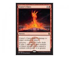 Crater's Claws - Khans of Tarkir - EX/NM - MTG - 106