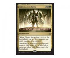 Abzan Ascendancy - Khans of Tarkir - EX/NM - MTG - 160