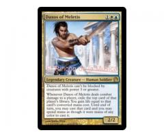 Daxos of Meletis - Theros - EX/NM - MTG - 191