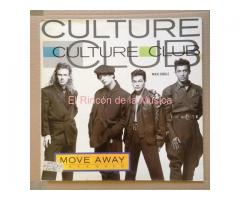 CULTURE CLUB - MOVE AWAY (extended version) / SEXUALITY (tango dub remix version)