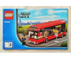 LEGO CITY - MANUAL DE INSTRUCCIONES - 60026 - Nº2 - (EX/NM)