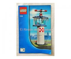 LEGO CITY - MANUAL DE INSTRUCCIONES - 3182 - Nº4 - (MB+/VG+)