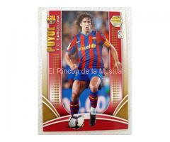 PUYOL - CARLES PUYOL SAFORCADA - MEGA CRACKS 09/10 - 059 - EX/NM