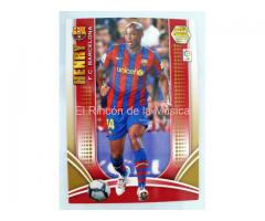 HENRY - THIERRY DANIEL HENRY - MEGA CRACKS 09/10 - 072 - EX/NM