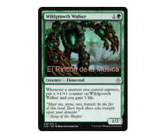 Wildgrowth Walker -  Ixalan - NUEVO/MINT - MTG - 216
