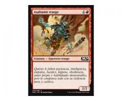 Asaltante trasgo - War of the Spark - NUEVO/MINT - MTG - 128 - X4