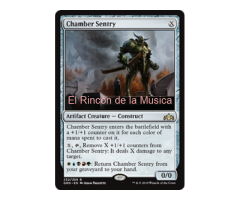 Chamber Sentry - Guilds of Ravnica - NUEVO/MINT - MTG - 232
