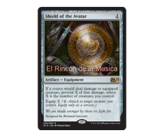Shield of the Avatar - Magic 2015 Core Set - NUEVO/MINT - MTG - 230