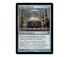 Podio del héroe - Born of the Gods - NUEVO/MINT - MTG - 159