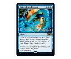 Drawn from Dreams - Core Set 2020 - NUEVO/MINT - MTG  - 056