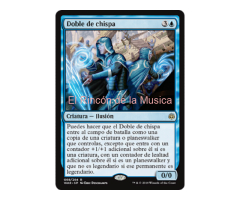 Doble de chispa -  War of the Spark - NUEVO/MINT - MTG - 068