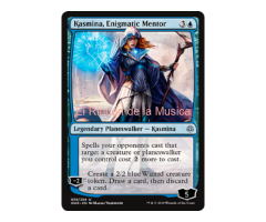Kasmina, Enigmatic Mentor - War of the Spark - NUEVO/MINT - MTG - 056