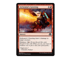 Alchemist's Greeting - Eldritch Moon - NUEVO/MINT - MTG  - 116