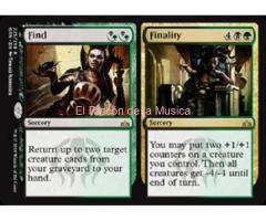 Find // Finality - Guilds of Ravnica - NUEVO/MINT - MTG - 225 A/B