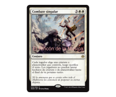 Combate singular - War of the Spark - NUEVO/MINT - MTG - 030