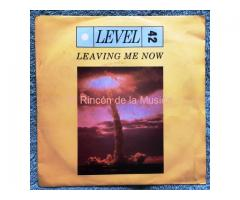 LEVEL 42 - LEAVING ME NOW (Re-Mix) - I SLEEP ON MY HEART