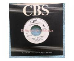 BARBRA STREISAND - SEND IN THE CLOWNS (Single Sided Promo)