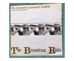 THE BOOMTOWN RATS - THE ELEPHANTS GRAVEYARD (GUILTY) / REAL DIFFERENT